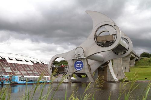 003 Falkirk Wheel
