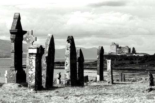 088 Mull pri Duart castle