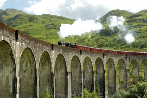 281 Glenfinan viaduct